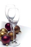Serie del ornamento de la Navidad Imagen de archivo libre de regalías