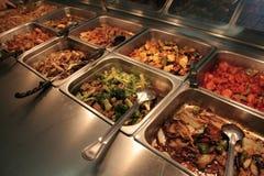 Serie del ristorante Fotografia Stock