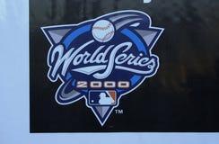 Serie del sottopassaggio 2000 campionati di baseball Fotografie Stock