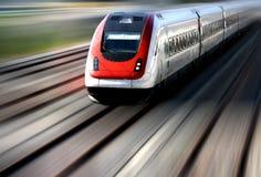 Serie del treno Immagini Stock Libere da Diritti