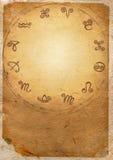 Serie del zodiaco Foto de archivo libre de regalías