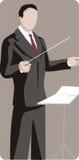 Serie dell'illustrazione del musicista Immagine Stock Libera da Diritti
