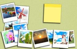 Serie della campagna e breve note2 fotografia stock libera da diritti