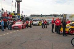 Serie della tazza di sprint di NASCAR a Phoenix Immagini Stock Libere da Diritti