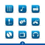 Serie delle icone 3.smooth di intrattenimento royalty illustrazione gratis
