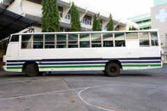 Serie dello scuolabus - 1 Fotografie Stock Libere da Diritti