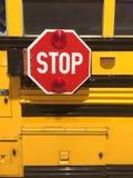 Serie dello scuolabus - 1 Immagine Stock Libera da Diritti