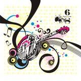 Serie dello strumento di musica royalty illustrazione gratis