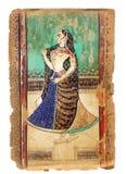 Altes indisches Bild Lizenzfreie Stockfotografie