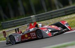 Serie di Audi R10 le Mans Immagine Stock Libera da Diritti