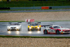 Serie di Blancpain GT Fotografie Stock