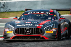Serie di Blancpain GT Immagine Stock