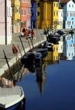 Serie di Burano fotografia stock libera da diritti