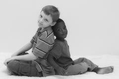 Serie di diversità fotografie stock