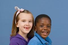 Serie di diversità - ritratto Fotografie Stock Libere da Diritti