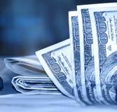 Serie di finanza Immagine Stock