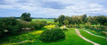 Serie di Holyland - Afek Park#3 nazionale Immagini Stock
