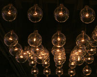 Serie di luci Immagine Stock