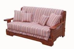 Serie di mobilia molle Fotografia Stock Libera da Diritti