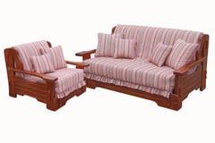 Serie di mobilia molle Immagine Stock