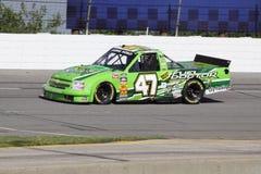 Serie di qualificazione ORP del camion del maggiordomo 47 NASCAR di Brett immagine stock libera da diritti