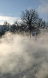 Serie di sogno 3 di inverno fotografie stock
