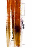Serie di struttura della vernice delle polveri Fotografia Stock