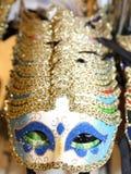 Serie di Venezia Italia di maschera di carnevale da vendere Fotografia Stock Libera da Diritti