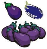 Serie di verdure dell'illustrazione royalty illustrazione gratis