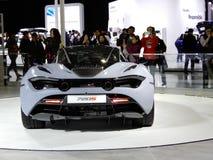 Serie eccellente 720S di McLaren Immagine Stock