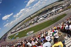 Serie a escala nacional Aarons de NASCAR el 25 de abril 312 Fotografía de archivo