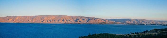 Serie för heligt land - hav av Galilee#3 Arkivfoto