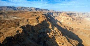 Serie för heligt land - Judea Desert#2 Arkivfoto