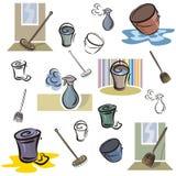 Serie fresca dell'oggetto royalty illustrazione gratis