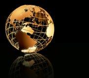 Serie global ilustración del vector