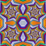 Serie - gra kształty abstrakcjonistycznej sztuki t?o nowo?ytny Przygotowania wibrujący tomowi abstraktów kształty Temat twórczość royalty ilustracja
