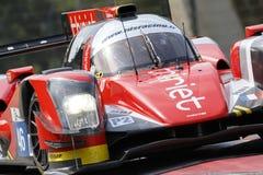 Serie Imola di Le Mans dell'europeo Fotografia Stock