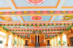 Serie india de la estatua del templo Foto de archivo libre de regalías