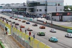 Serie internazionale eccellente della GT 2009 02 Fotografie Stock