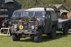Serie 3 lättvikts- Land Rover Royaltyfri Foto