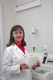 serie medica Fotografie Stock