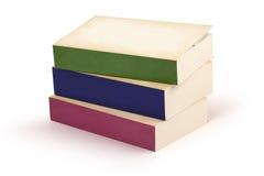 Serie nueva del libro - camino de recortes Fotografía de archivo libre de regalías