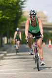 Serie occidentale di triathlon di Suburu Fotografia Stock Libera da Diritti