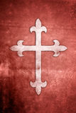 Serie religiosa del símbolo - cristianismo Fotos de archivo libres de regalías