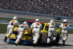 Serie Samsung della tazza di NASCAR Sprint il 5 aprile 500 Immagine Stock