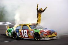 Serie Shelby della tazza di NASCAR Sprint il 1° marzo 427 Immagini Stock