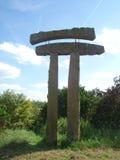 Serie Stone Art Stock Image
