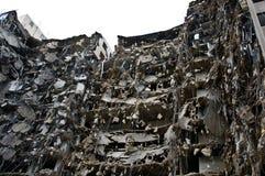 Serie stupefacente di demolizione Fotografie Stock