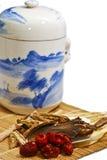 Serie tradizionale 01 di Herbals Immagini Stock