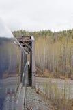 Serien-Überfahrt-Brücke lizenzfreie stockbilder